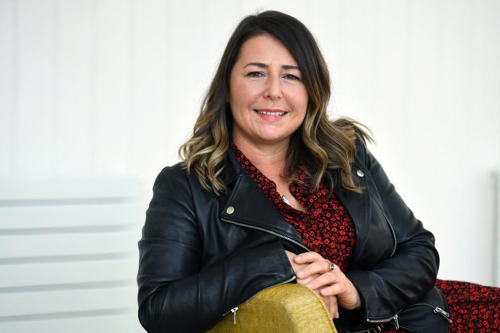 York businesswoman Jennifer Potter